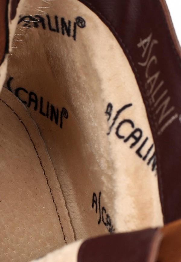 Ботильоны на каблуке Ascalini D14066: изображение 12