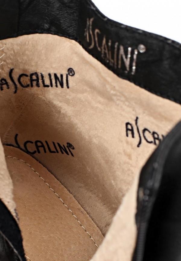 Ботильоны на каблуке Ascalini D14799: изображение 6