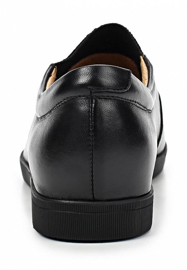 Туфли на плоской подошве Ascalini T14986: изображение 3
