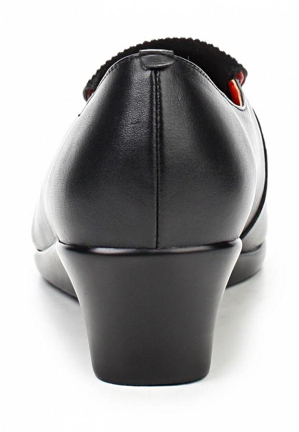Туфли на танкетке Ascalini T14995: изображение 3