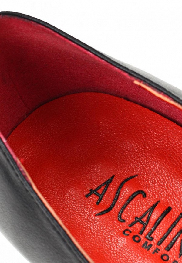 Туфли на танкетке Ascalini T14995: изображение 12