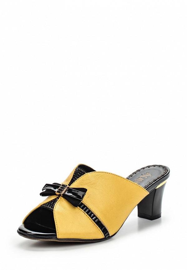 Женские сабо на каблуке Ascalini L15045: изображение 1