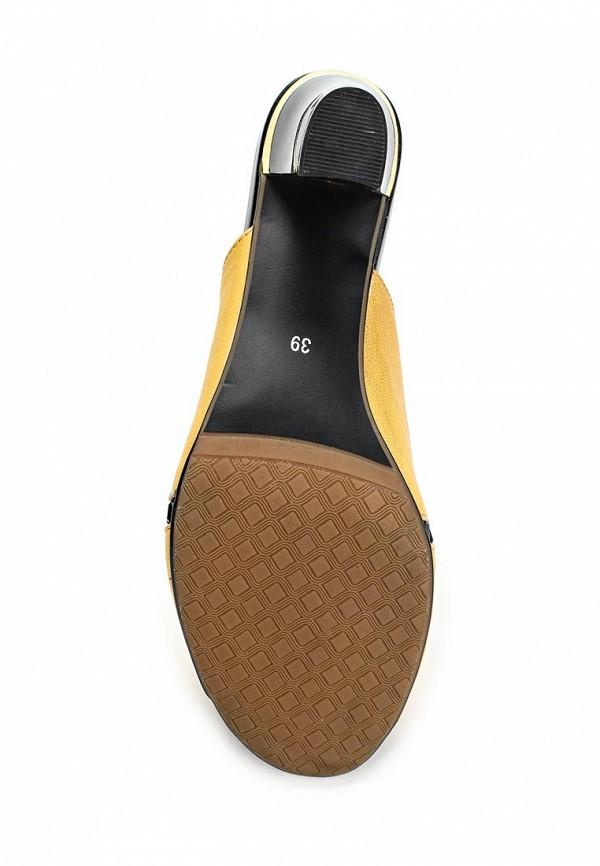 Женские сабо на каблуке Ascalini L15045: изображение 3