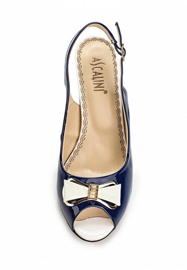 Босоножки на каблуке Ascalini L15060: изображение 4