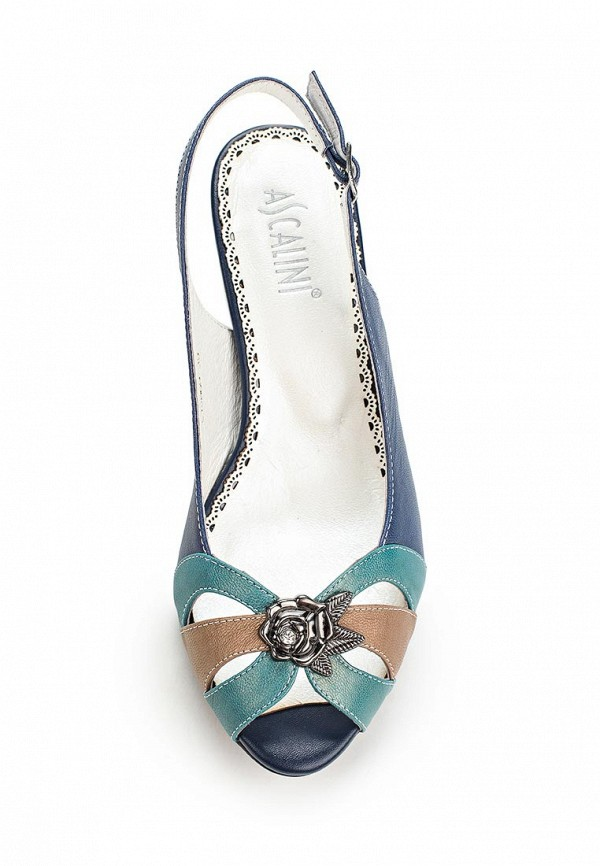 Босоножки на каблуке Ascalini L15069: изображение 4