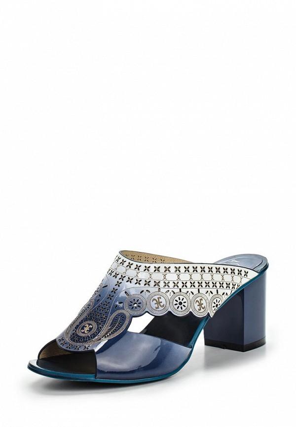 Женские сабо на каблуке Ascalini L15151: изображение 1