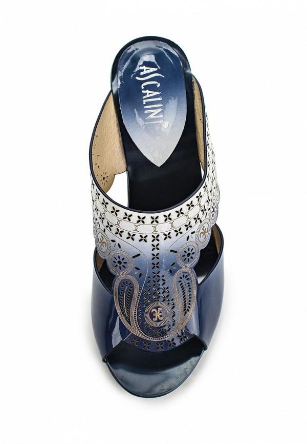 Женские сабо на каблуке Ascalini L15151: изображение 4