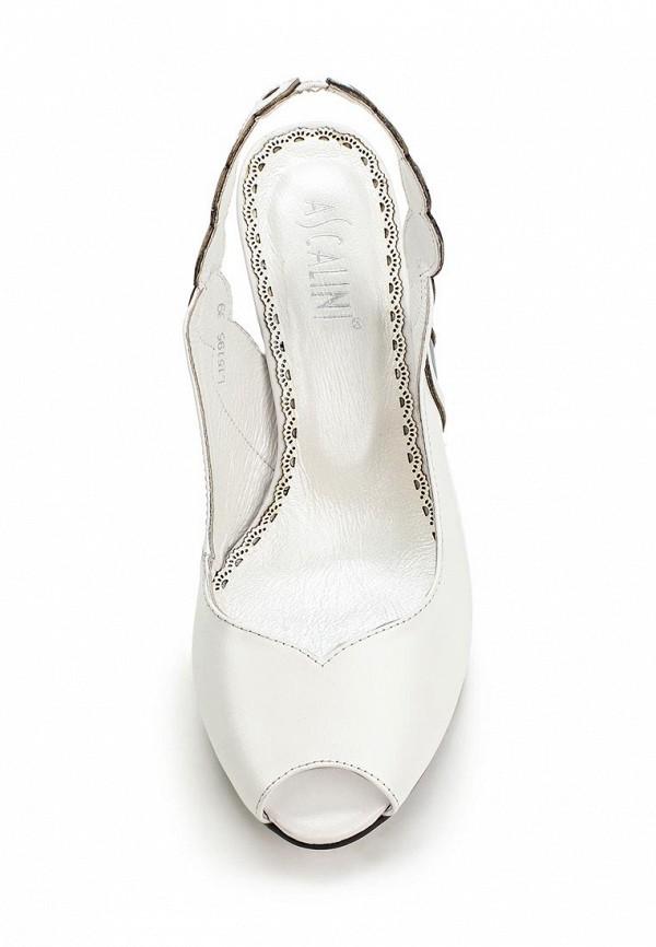 Босоножки на каблуке Ascalini L15195: изображение 4