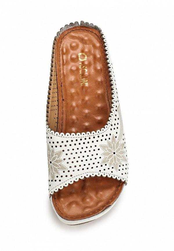 Женские сабо на каблуке Ascalini R906: изображение 4