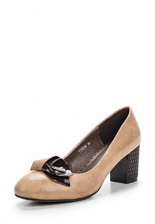Туфли на каблуке Ascalini T15324