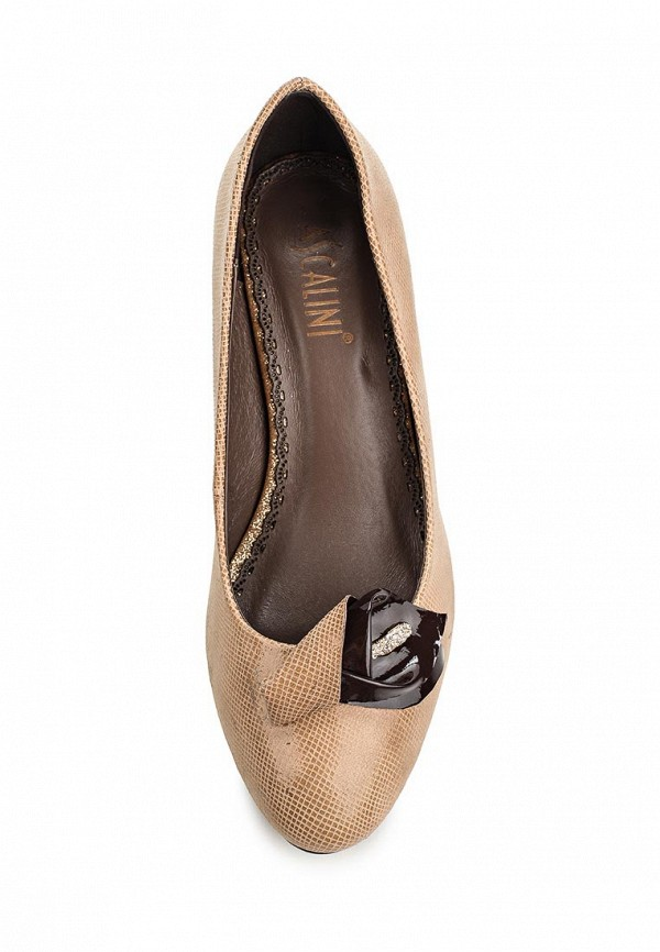 Туфли на каблуке Ascalini T15324: изображение 4
