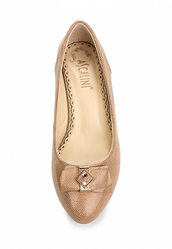 Туфли на каблуке Ascalini T15461: изображение 4