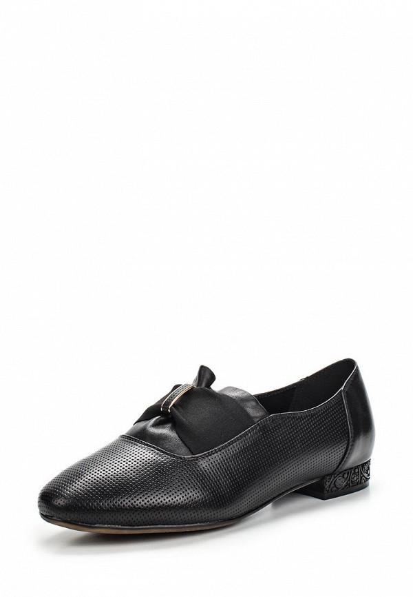 Туфли на плоской подошве Ascalini T15479
