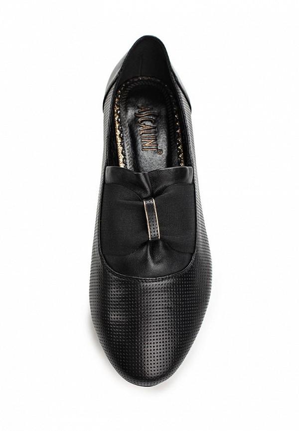 Туфли на плоской подошве Ascalini T15479: изображение 4