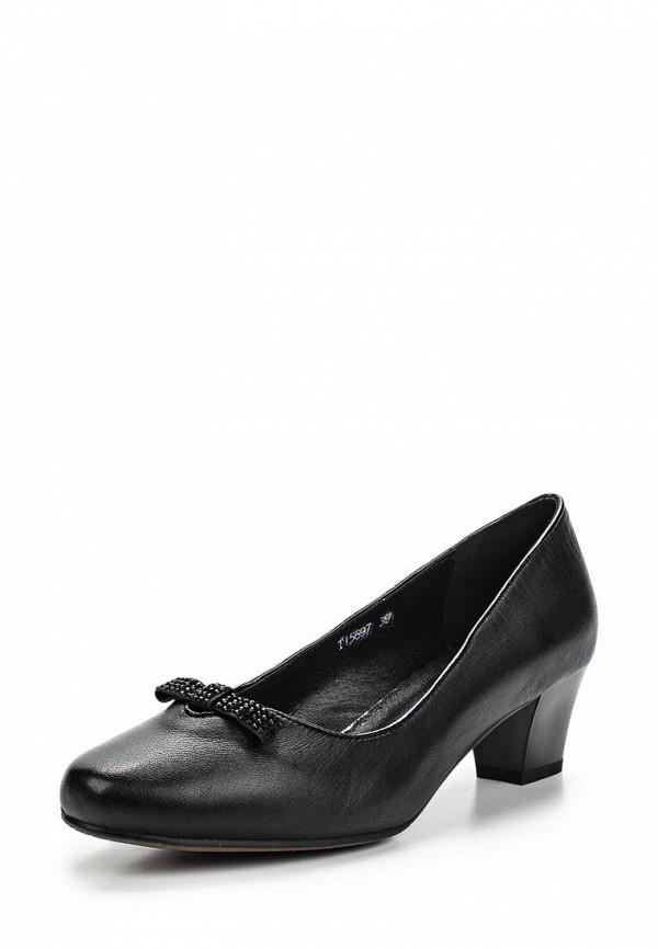 Туфли на каблуке Ascalini T15697: изображение 1