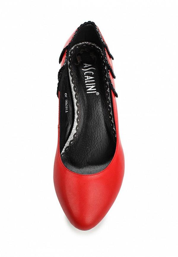 Туфли на каблуке Ascalini T15760: изображение 4