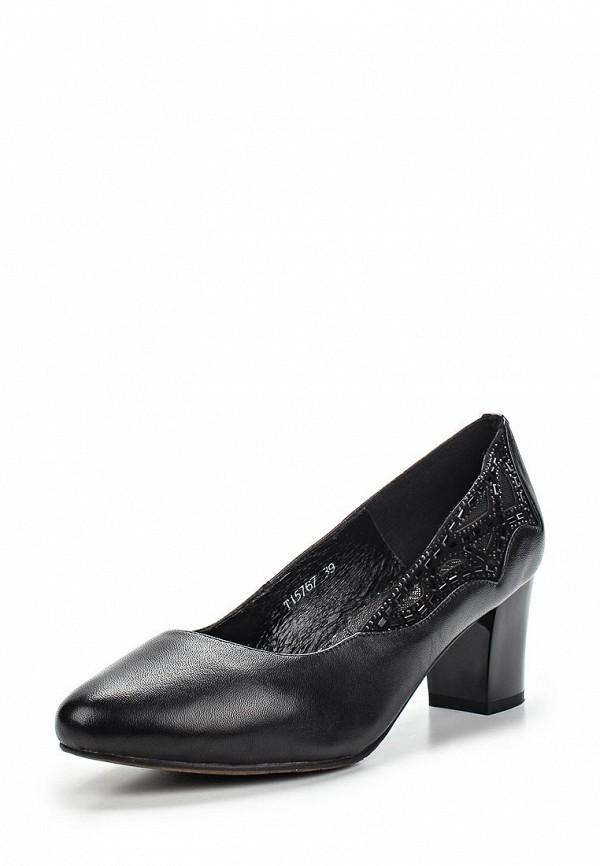 Туфли на каблуке Ascalini T15767: изображение 1
