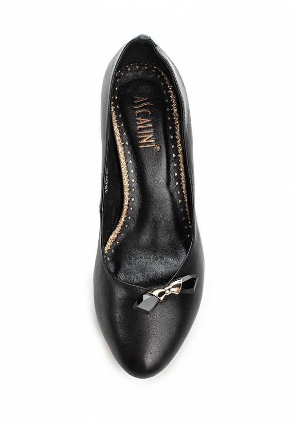 Туфли на каблуке Ascalini T15796: изображение 4