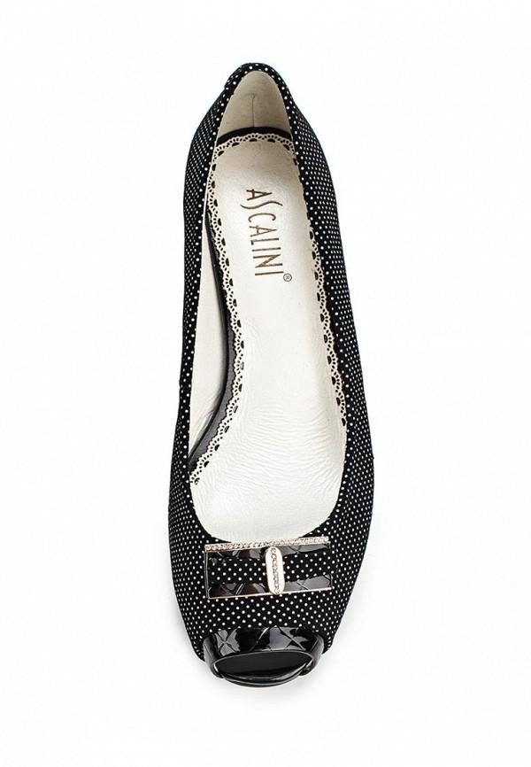 Туфли на каблуке Ascalini T15942: изображение 4