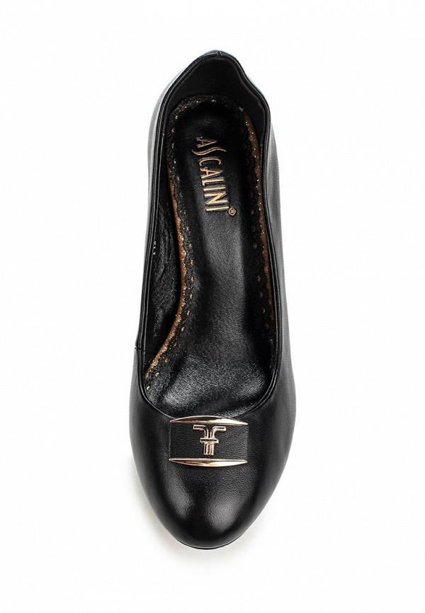 Туфли на каблуке Ascalini T15987: изображение 4