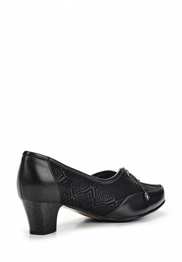 Туфли на каблуке Ascalini T7743BFK: изображение 2