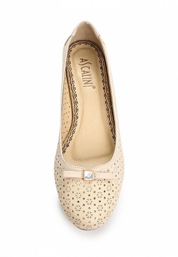 Туфли на каблуке Ascalini TO15530: изображение 4