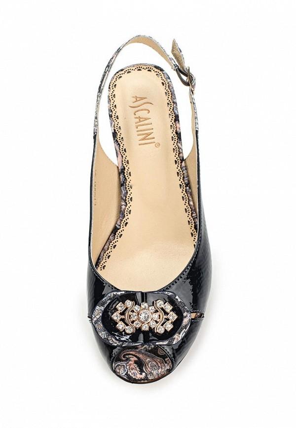 Босоножки на каблуке Ascalini L15080: изображение 4