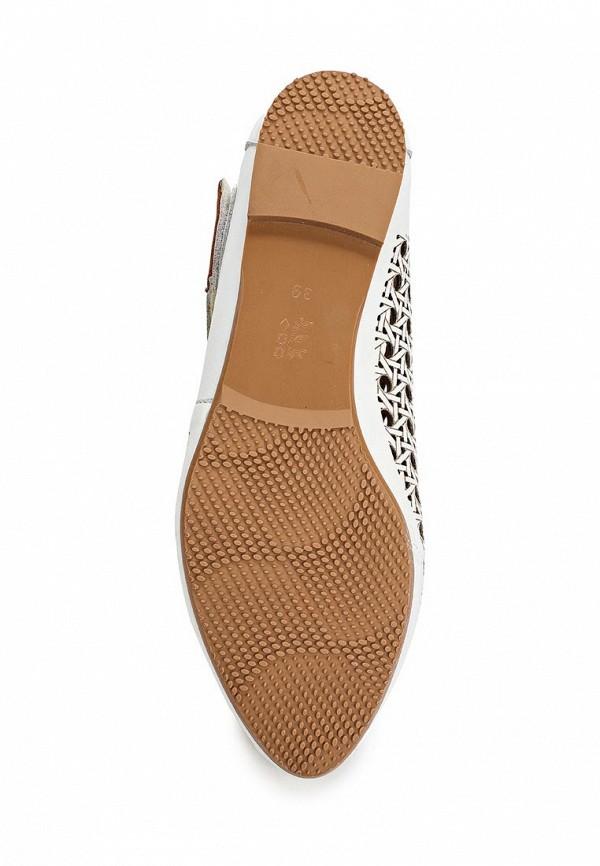 Туфли на плоской подошве Ascalini R1454: изображение 3