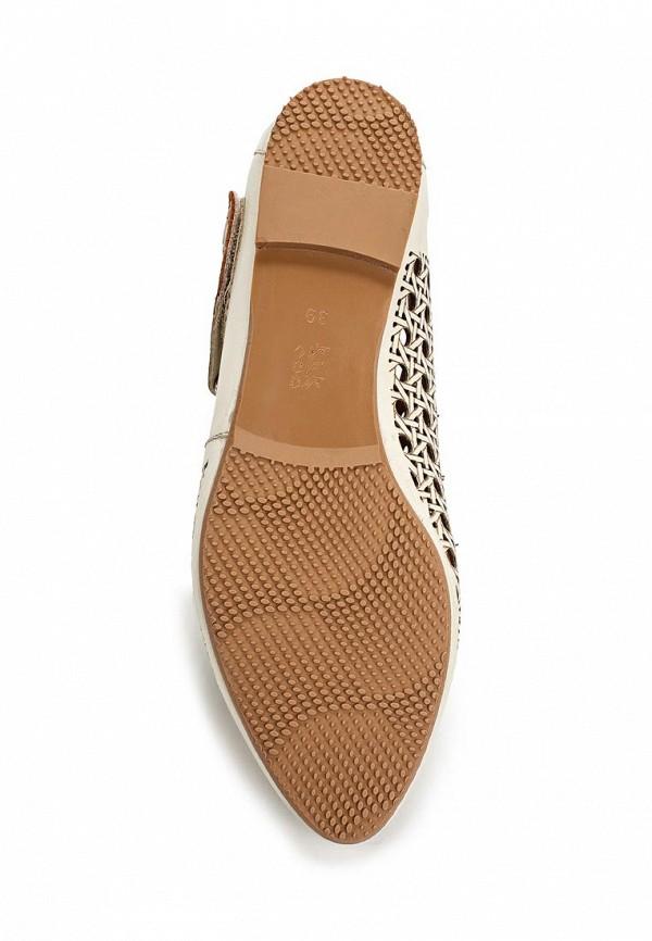 Туфли на плоской подошве Ascalini R1455: изображение 3