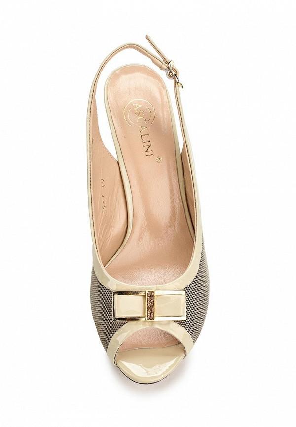 Босоножки на каблуке Ascalini R1557: изображение 4