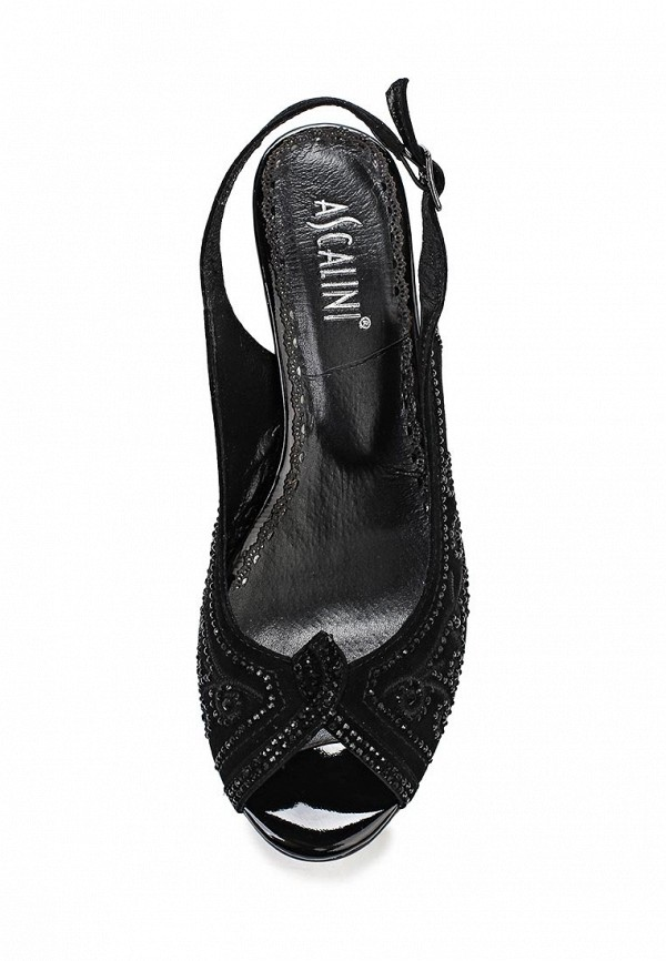 Босоножки на каблуке Ascalini L15021: изображение 4
