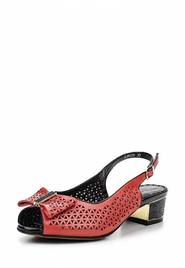 Босоножки на каблуке Ascalini L15026: изображение 1