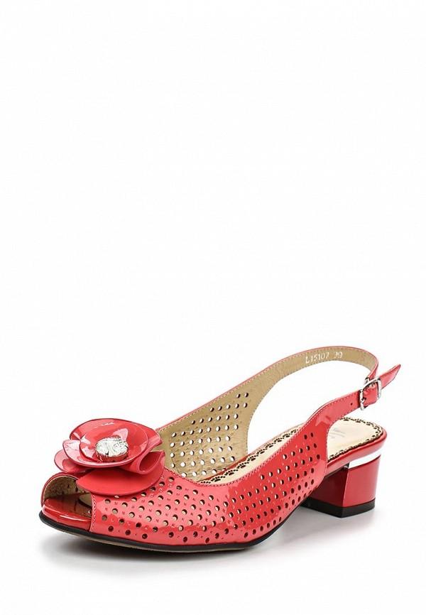 Босоножки на каблуке Ascalini L15107: изображение 1