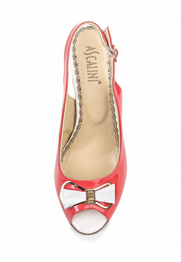 Босоножки на каблуке Ascalini L16097: изображение 4