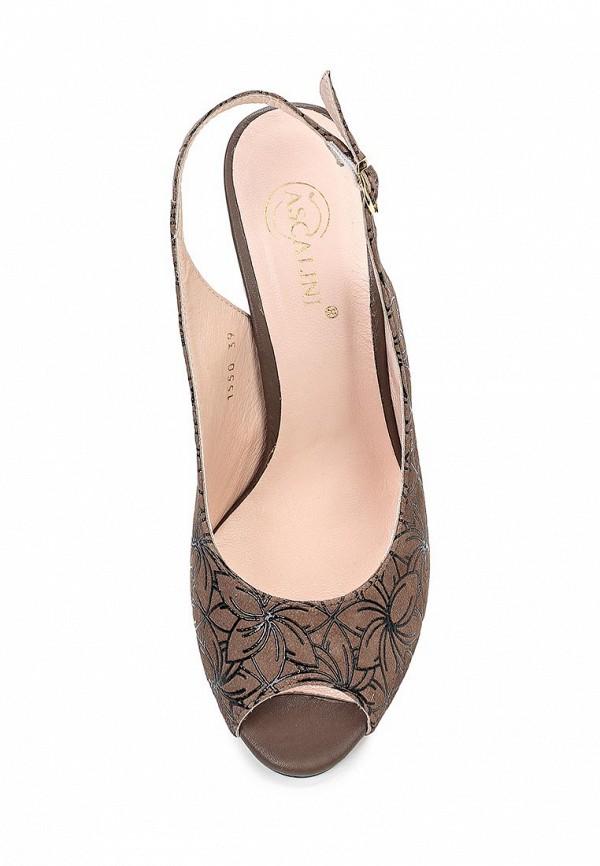 Босоножки на каблуке Ascalini R1550: изображение 4