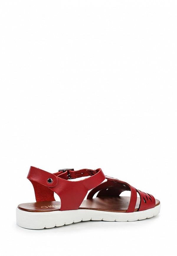 Женские сандалии Ascalini R1855: изображение 2