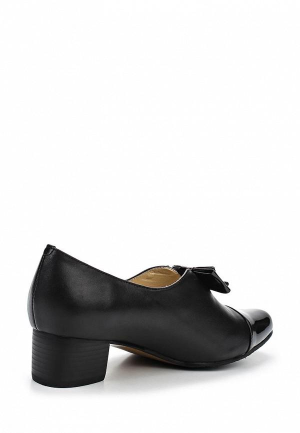 Туфли на каблуке Ascalini T10423BK: изображение 2