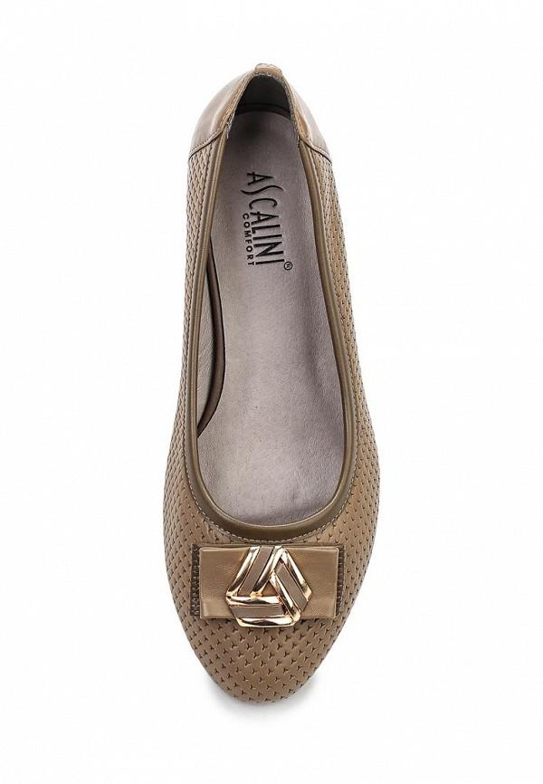 Туфли на каблуке Ascalini T11844EK: изображение 4
