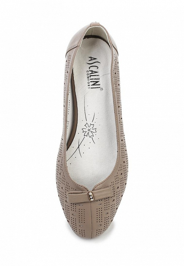Туфли на каблуке Ascalini T13399: изображение 4