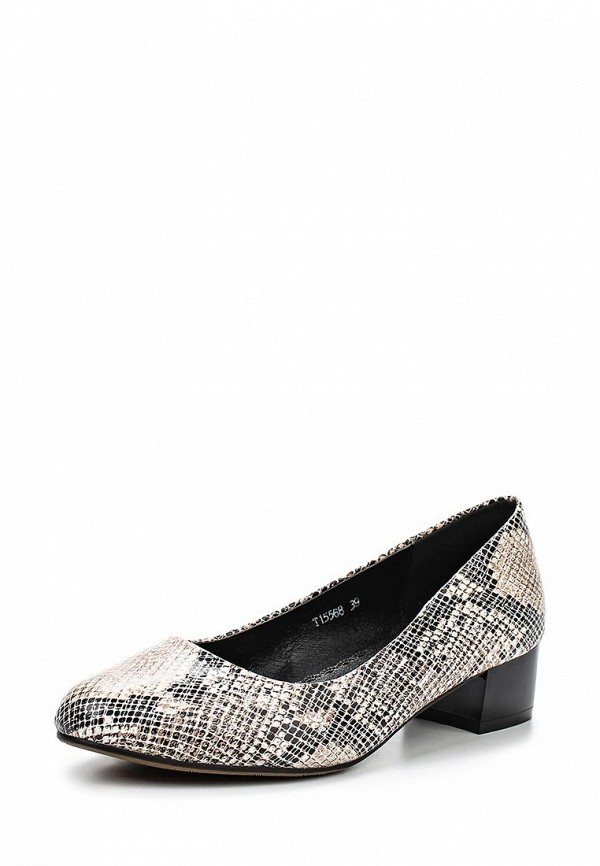 Туфли на каблуке Ascalini T15568: изображение 1