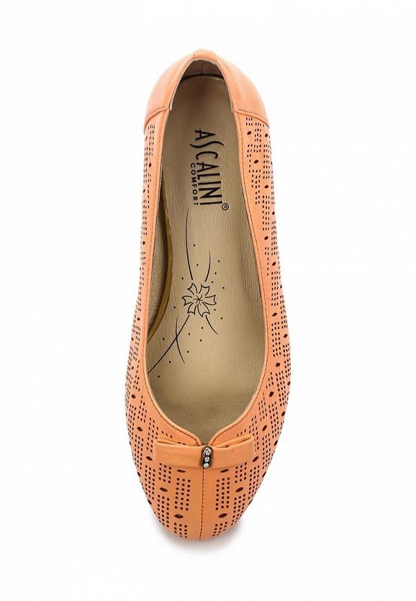Туфли на каблуке Ascalini TO12223: изображение 4
