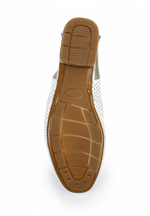 Туфли на плоской подошве Ascalini TO15741: изображение 3