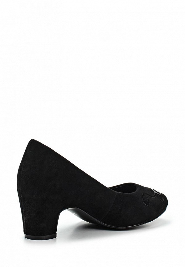 Туфли на каблуке Ascalini T16458: изображение 2