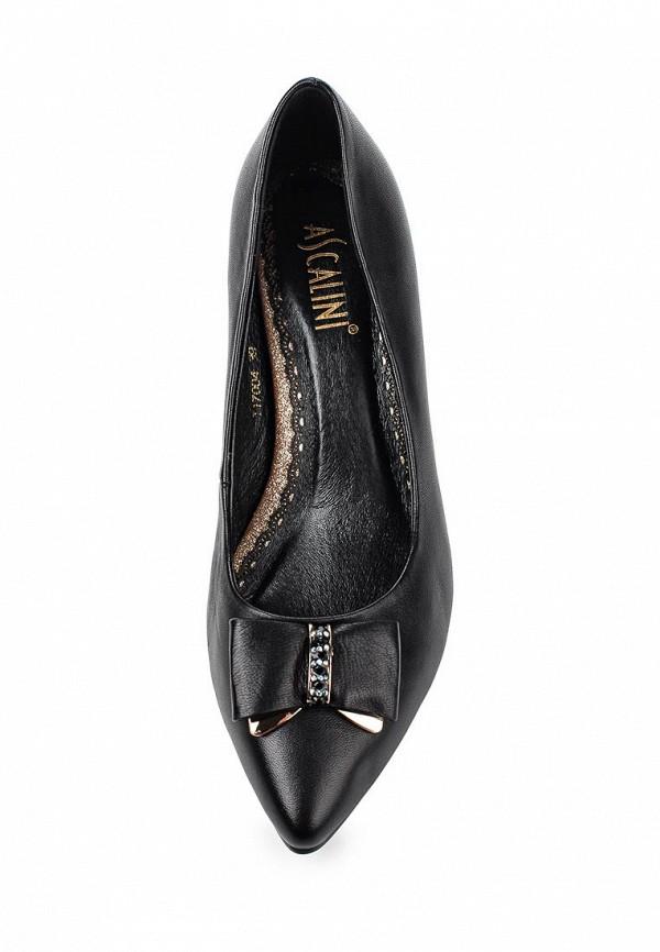 Туфли на каблуке Ascalini T17004: изображение 4
