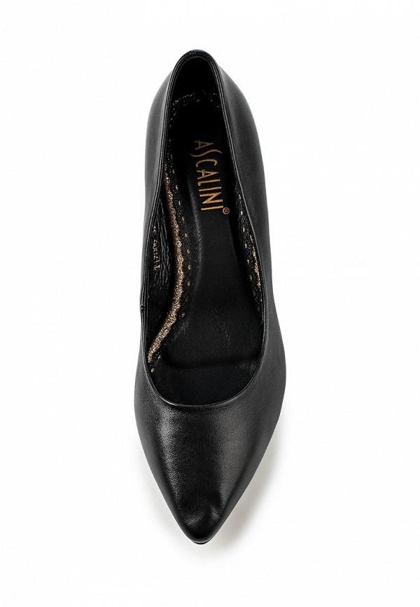 Туфли на каблуке Ascalini T17006: изображение 4