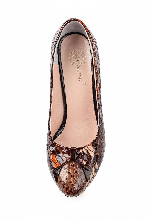 Туфли на каблуке Ascalini R1072: изображение 4