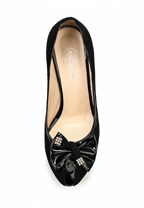 Туфли на каблуке Ascalini R862: изображение 4