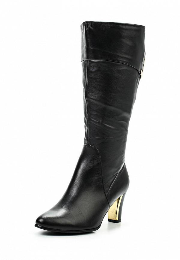 Сапоги на каблуке Ascalini C10390BK: изображение 1