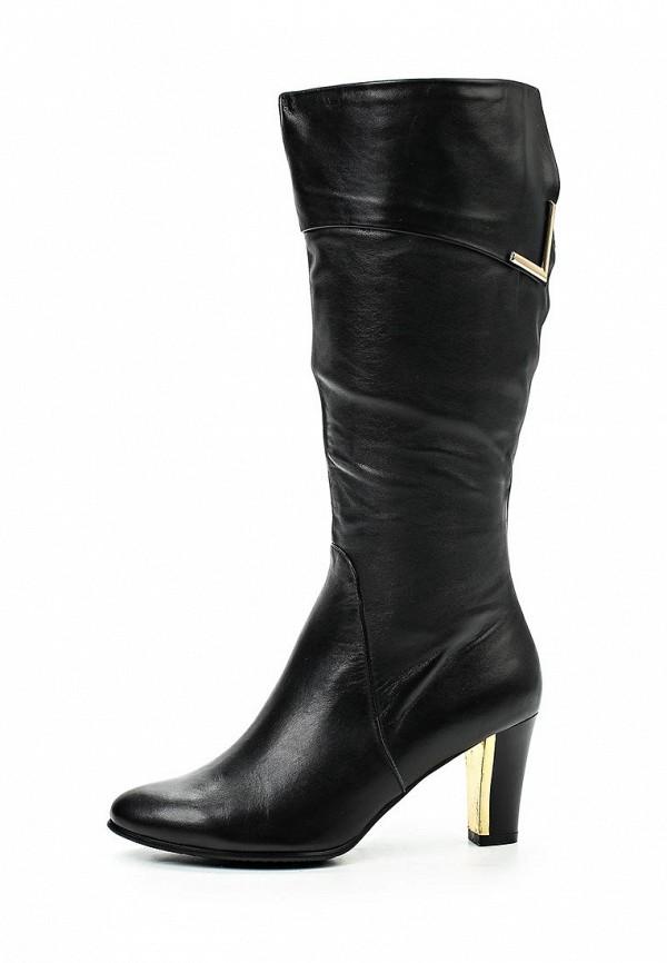 Сапоги на каблуке Ascalini C10390BK: изображение 2
