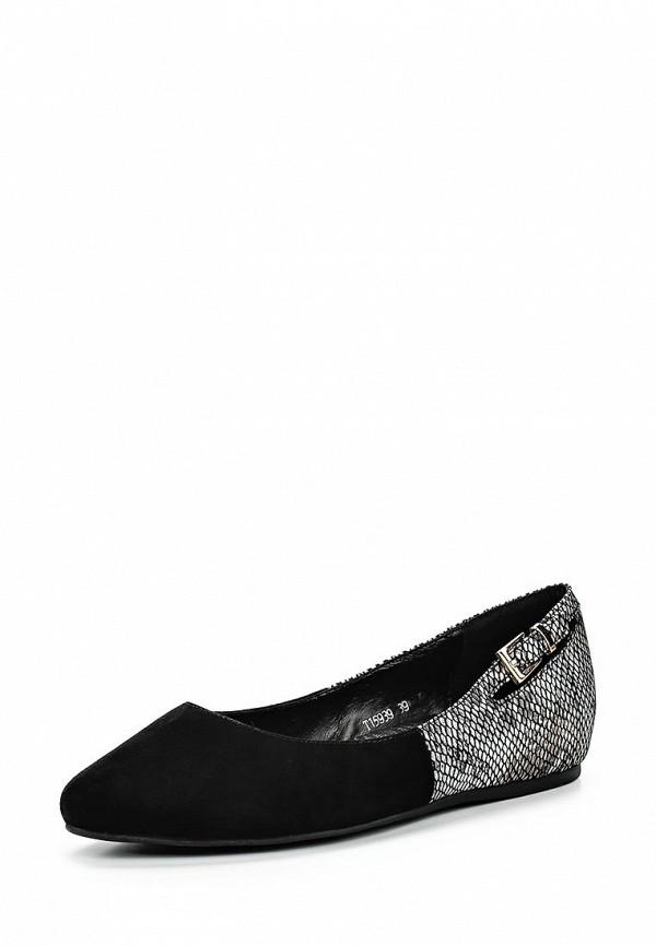 Туфли на плоской подошве Ascalini T15939: изображение 1